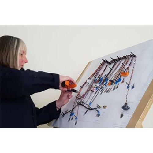 Custom-wiring-loom
