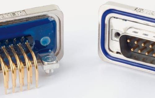 Waterproof D-Sub Connectors