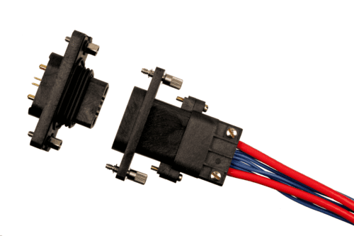 Positronic Power Connector