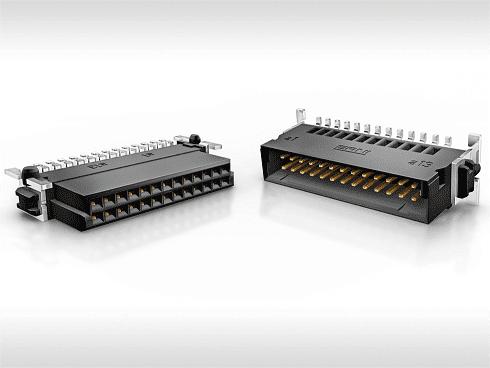 1.27mm Pitch Connectors