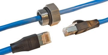 CAT5e Shielded Cable Seal