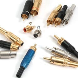 Phono Connectors