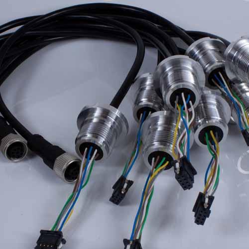 Cable Seal Feedthrough Assemblies JAC60C542 | Jacarem