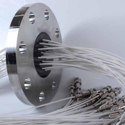 Custom Cable Flange Feedthroughs | Jacarem