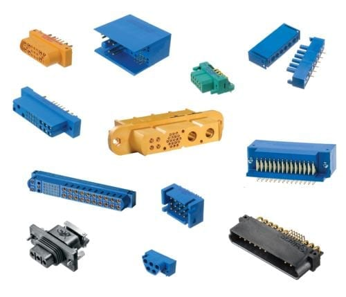 Power Connectors and High Current Connectors