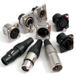 XLR-Connectors