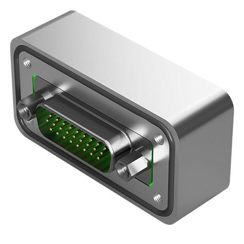Sealed High Density D-Sub feedthroughs